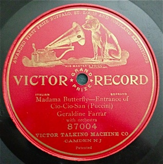 recent updates to the 78 rpm set sale listing
