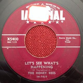 The Honey Bees 1956