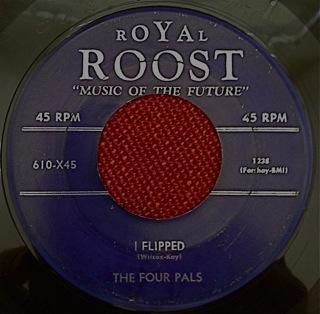 The Four Pals 1955