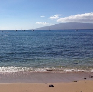 view of Lanai from Whalers Village area