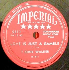 T-Bone Walker, 1952