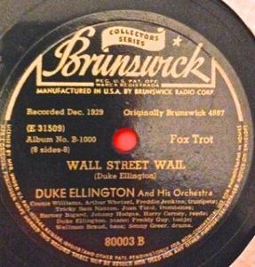 Duke Ellington, Reissue of fabulous 1928 recording