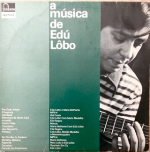 music of Edu Lobo, Brazil - Fontana