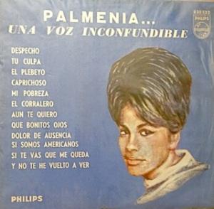Palemenia Pizzaro, Chile - Phillips