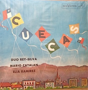Silva, Catalan, Ramirez - (Cuecas) - RCA Chile