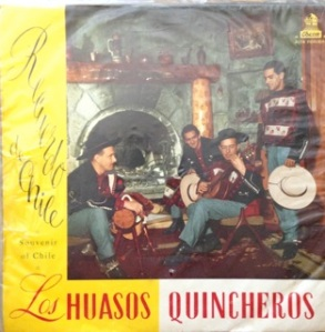 Los Huasos Quincheros (Chile) - Odeon
