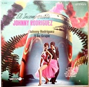 Johnny Rodriguez, Afro-Antillean Music - Decca