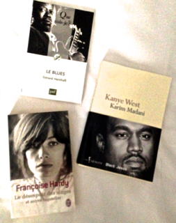 books in French - purchased :))